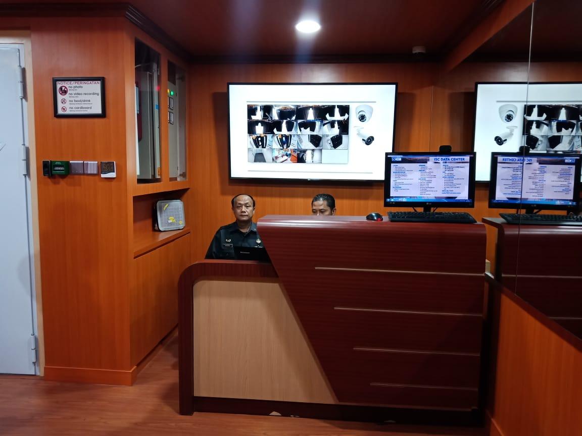 Lobby Data Center ISC